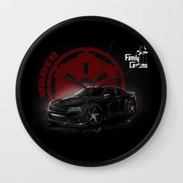 Project Vader Wall Clock