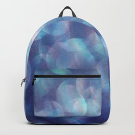 Blue Bubbles Backpack