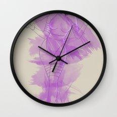 Psylocke Wall Clock