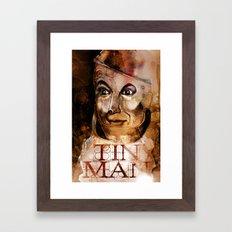 A HEART... Framed Art Print