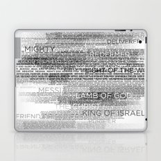 Names of God Laptop & iPad Skin