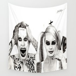 Gothams Most Wanted Wall Tapestry
