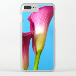 Shhhh Clear iPhone Case