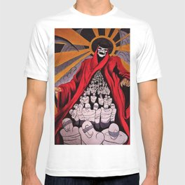 Resistencia, Fight the Power that be political oppression protest art by Rod Waddington T-shirt