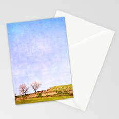 Spring signs in Igualada 2 Stationery Cards