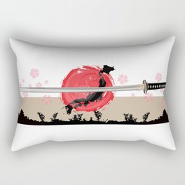 Katana Rectangular Pillow
