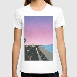Hiroshi Nagai Vaporwave Shirt Poster Wallpaper T-shirt