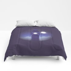 London Illustration Comforters