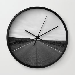 It's a Long Walk But We Still Have Time Wall Clock