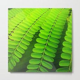 Go Green!! Metal Print