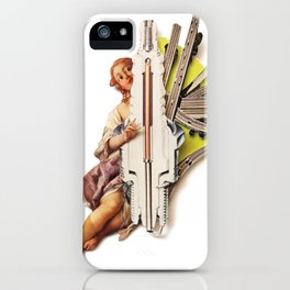 Sparklette | Collage iPhone Case