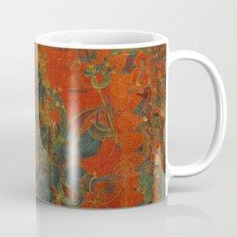 Mahakala And His Entourage Coffee Mug