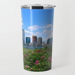 View Onto Jersey City Travel Mug