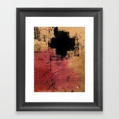 ST 6 Framed Art Print