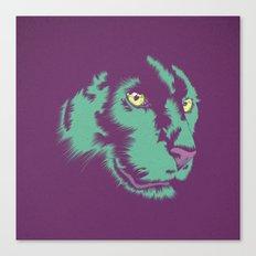 Panther Alt Canvas Print