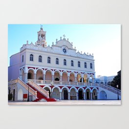 Our Lady of Tinos Canvas Print
