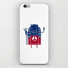 Demon-Crazy iPhone & iPod Skin