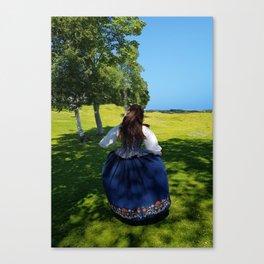 Summerdance Canvas Print