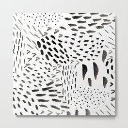 Patternmania Metal Print
