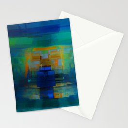 Abstract Composition 200 Stationery Cards