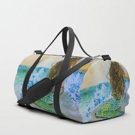 Final Joy Mermaid Duffle Bag