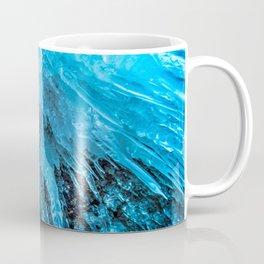 Ice Stalactites Coffee Mug
