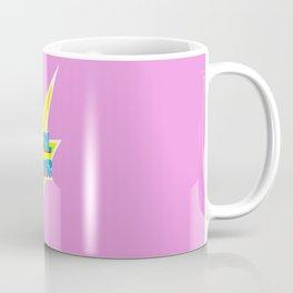 GRL PWR, GIRL POWER FLASH, BY SUBGIRL Coffee Mug