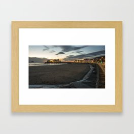 Knightstone Twylight  Framed Art Print