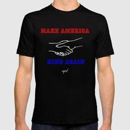 Make America Kind Again (Red/White/Blue) T-shirt