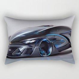 Concept Car Chevy Rectangular Pillow