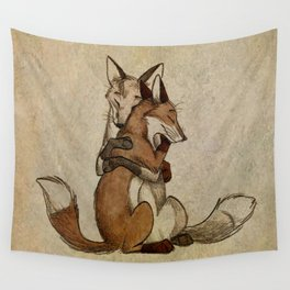 Without Words Wall Tapestry