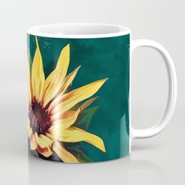 Watercolor sunflowers Coffee Mug