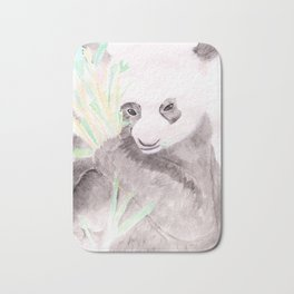 Panda happiness Bath Mat