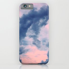 Candy Clouds of Lullaby iPhone Case
