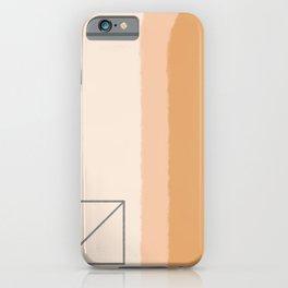 #11 Door geometry iPhone Case