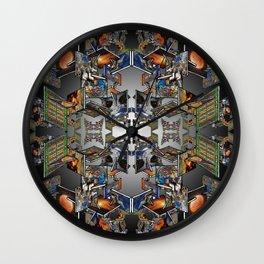 Framework: Fractal Journey Wall Clock