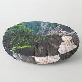 Peruvian Amazon II Floor Pillow