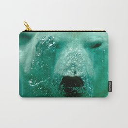 Polar Bear Underwater Carry-All Pouch