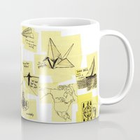 jane eyre Mugs featuring jane eyre by suzy