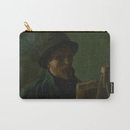 Self-Portrait as a Painter Carry-All Pouch