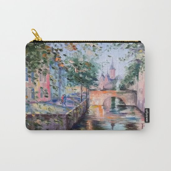 Town bridge Carry-All Pouch