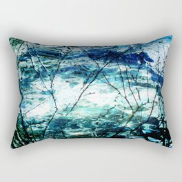 Artic Sea Rectangular Pillow