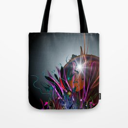 And So We Rise Tote Bag
