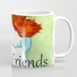 Bosom Friends Anne oF Green Gables Coffee Mug
