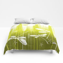 CN DRAGONFLY 1018 Comforters
