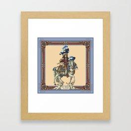 Prince de Conde Framed Art Print