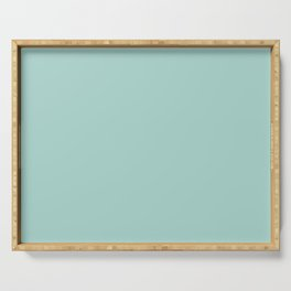 Duchess Teal Serving Tray