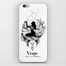 The Virgo iPhone Skin