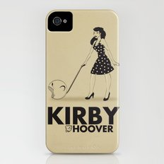 Kirby Hoover Slim Case iPhone (4, 4s)
