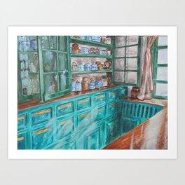 Apothecary Art Print